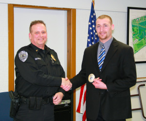 New Officer Kline - Mayberry